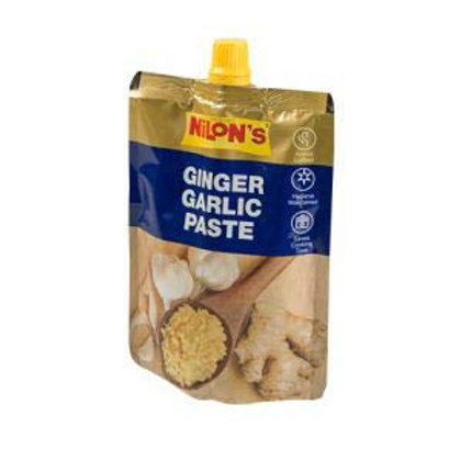 NILON'S Ginger Garlic Paste Spout - 200 g