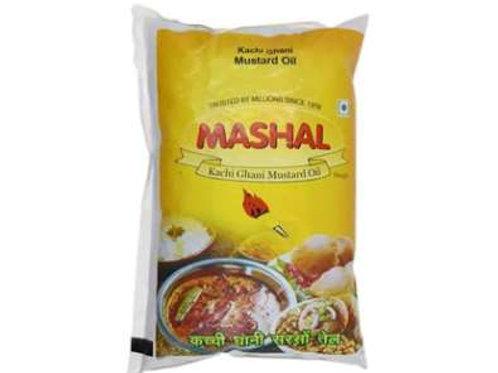 Mashal kachi dhani oil 1ltr