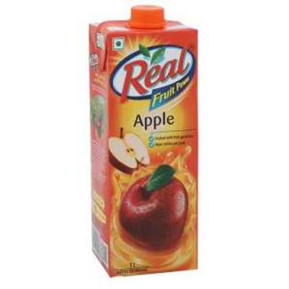 Real Apple Fruit Juice 1L