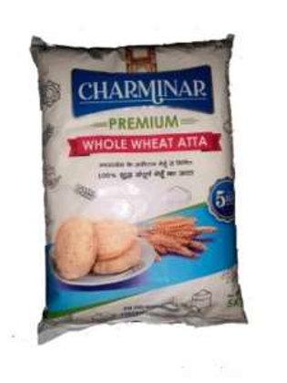 Charminar Primium Whole Wheat Atta 10kg