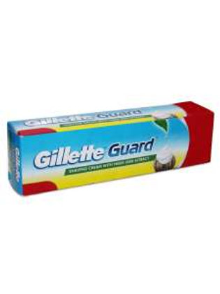 Gillette Guard Shaving Cream With Neem Seed Extract-125g