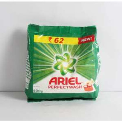 Ariel Perfect Wash Detergent Powder | 500g