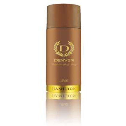 Denver Hamilton Deodorant Body Spray, Noble 165ml