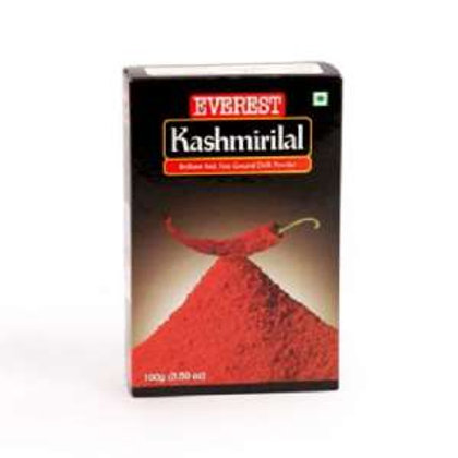 Everest Powder - Kashmirilal chilli, 100 g Pouch