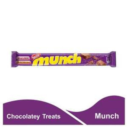 Nestle Munch - Crunchiest Ever, 20.1 g Pouch