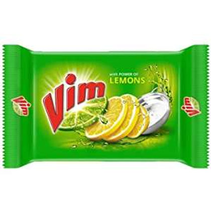 Vim Dishwash Bar Tub Lemon 200g