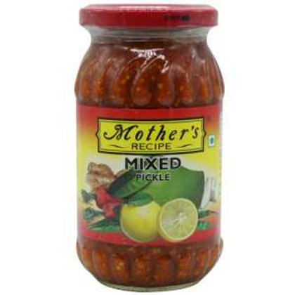 Mother's Recipe Pickle - Mixed, 400 g Jar