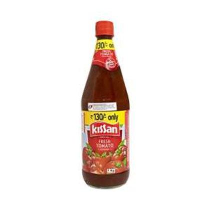 Kissan Fresh Tomato Kethup, 1kg