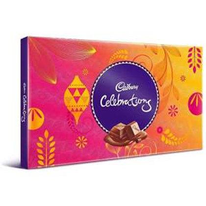Cadbury Celebrations Assorted Chocolate Gift Pack, 163.70g