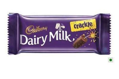 Cadbury Dairy Milk Crackle Chocolate, 36g