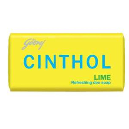 Cinthol Lime Refreshing Deo Soap, 75g