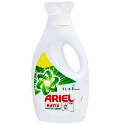 Ariel Matic Liquid Detergent 1 L