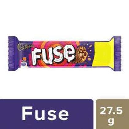 Cadbury Fuse Chocolate Bar, 27.5 g