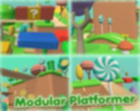 3D Mario clone platformer