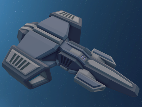 Spaceship Blocks