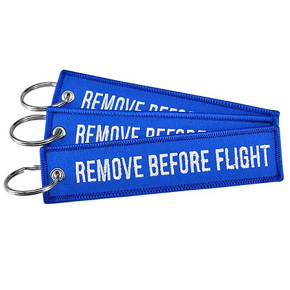 Porte-Clés Remove Before Flight - RIDER HOUSE