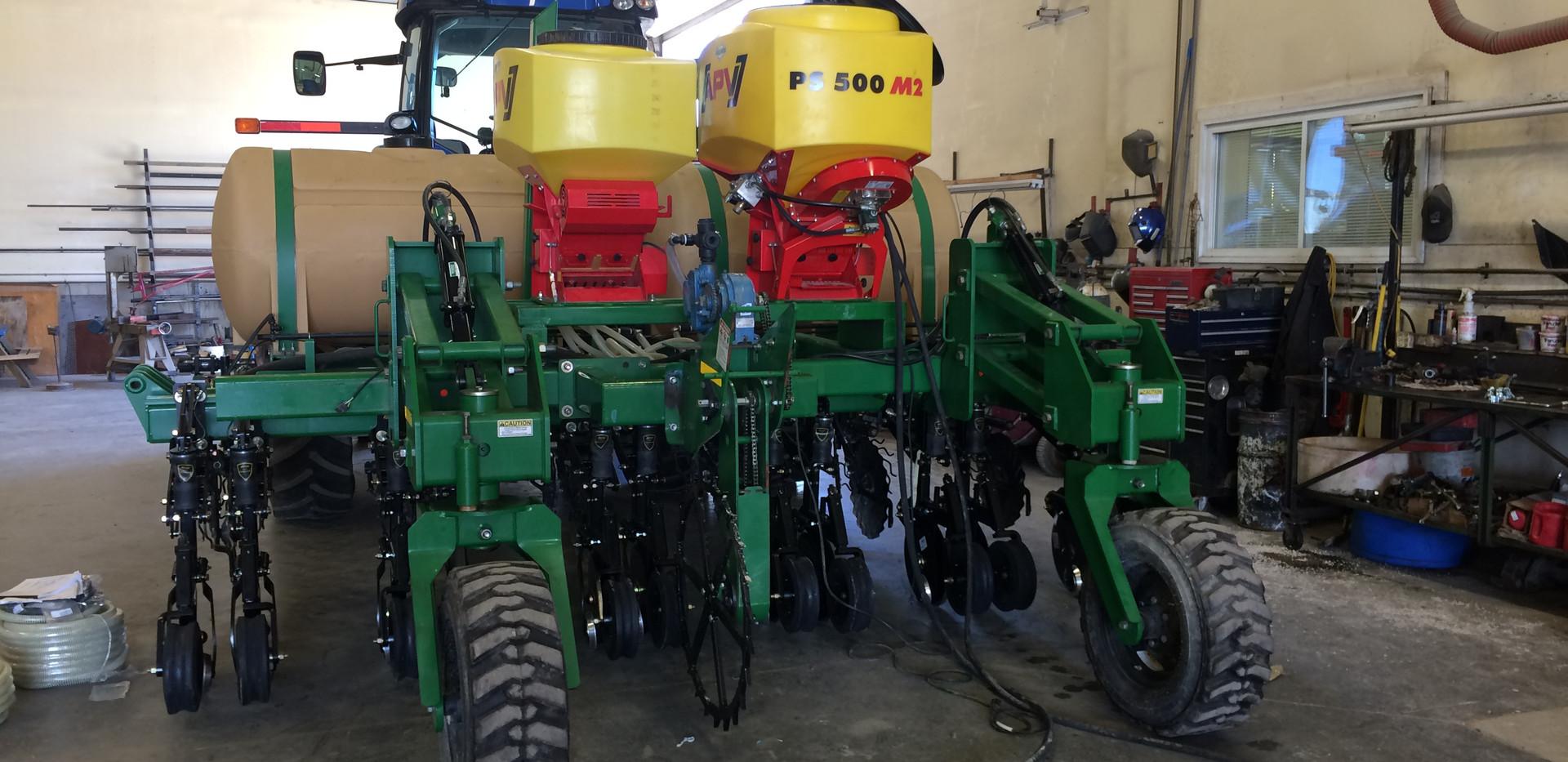 Cover Crop Machine 2