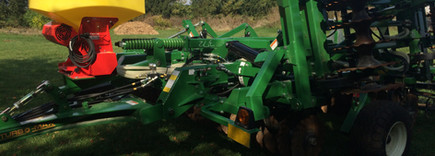 Tillage and Cover Crop