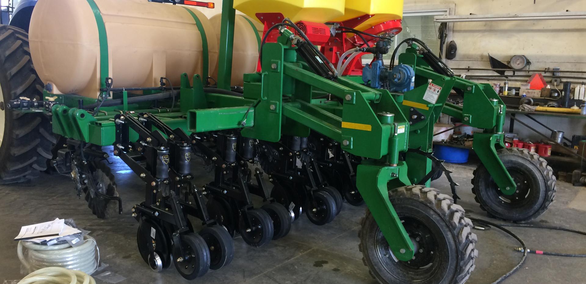 Cover Crop Machine 1