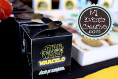 Cajas personalizadas para fiestas