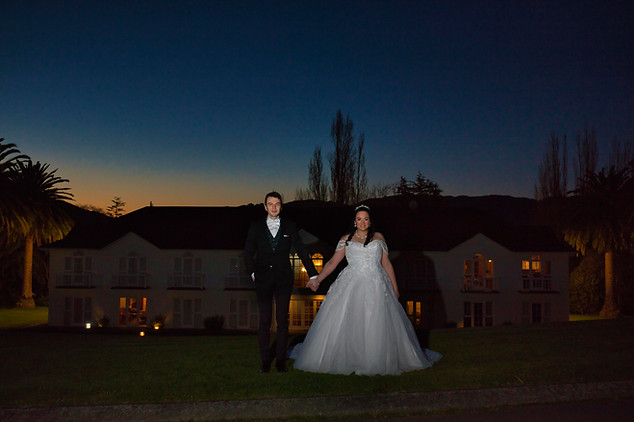 Wallaceville House Wedding