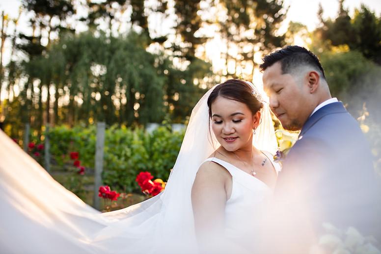 Vines Club Wedding Photo