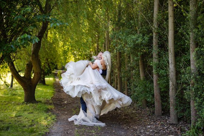 Omarino Estate Wedding Photo