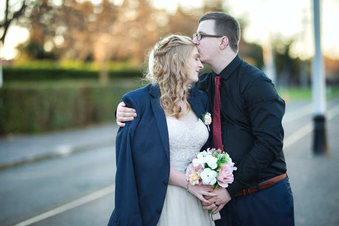 Ferrymead Wedding Photo