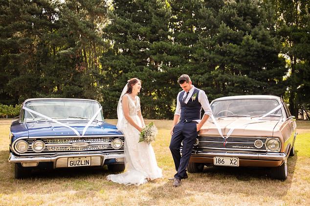 The Vines Club wedding photo