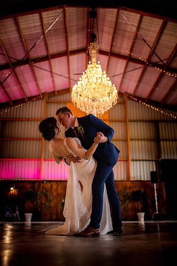 Bangor Farm Wedding Photo