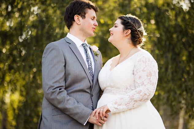 Ashburton Wedding Photo