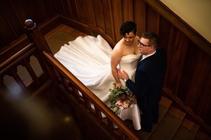 Ilam Homestead Wedding Photo