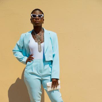 Femme Aquatic Summer Look