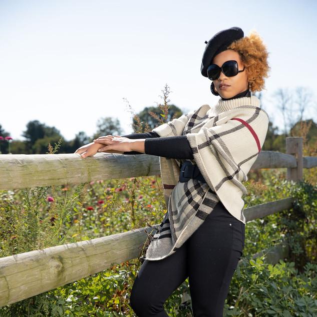 Burberry Lyric Fall Look