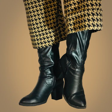 Boots and Culottes