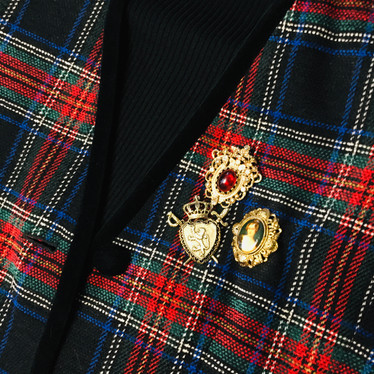 Blazers & Brooches
