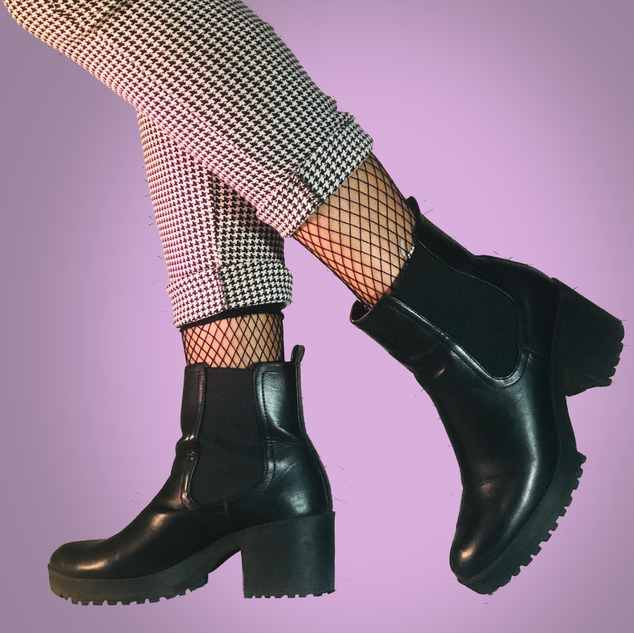 Ankle Boots and Patterns