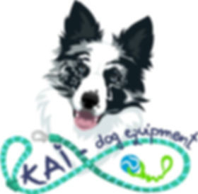 KAI dog equipment logo