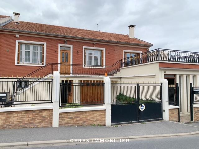 Maison F5 à vendre à Romainville