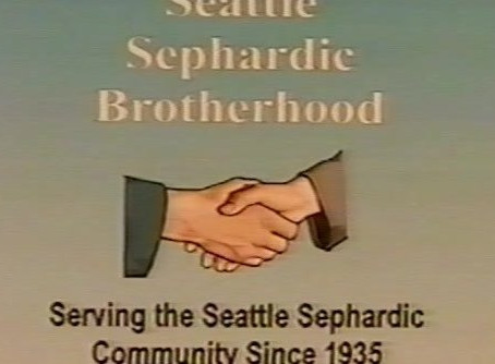 Fascinating History of the Seattle Sephardic Brotherhood