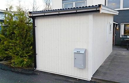 Utbyggnad Bodellsbygg & Entreprenad AB Rättvik
