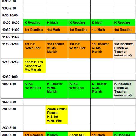 Harlem Live Zoom Schedule