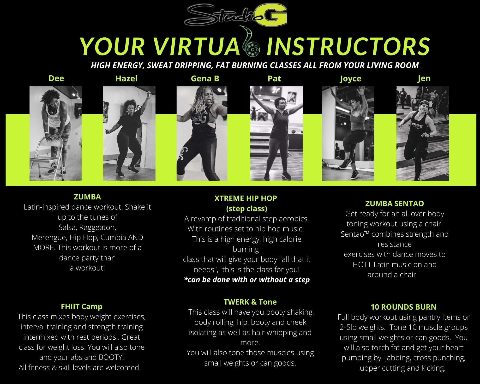 Class Description Virtual Classes