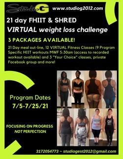 21 Day Challenge Flyer (3)
