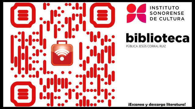 Etiquetas distribuidas por la ciudad para descargar literatura