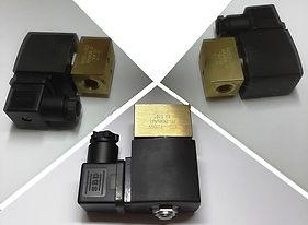 Клапан высокого давления. Подходит для систем туманообразования (увлажнения). Сверх-тихий клапан для систем увлажнения. Отличное решение для систем туманообразования для домов и квартир. Nebbia