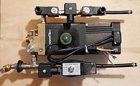 Обвязка насоса Speedmax, Датчик высокого давления, клапан высокого давления, клапан низкого давления, Насос Speed max готовый к запуску в системе туманообразования. Увлажнение для домов и квартир. Nebbia