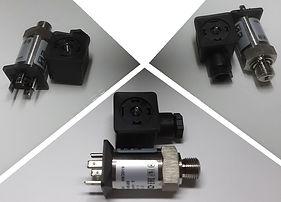 Датчик контроля давления, Датчик давления трёхпроводной, давление 0-100 атмосфер, G1/4. Nebbia