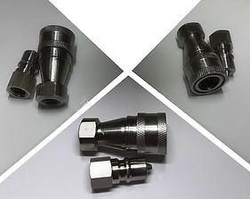 Быстросъёмное соединение для труб высокого давления, БРС Nebbia