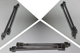 Трубка удлинительная для форсунок, используется в системах туманообразования, из латуни и нержавеющей стали. В наличие и под заказ. Nebbia